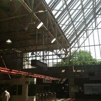 Photo taken at MBTA Alewife Station by Ken C. on 5/28/2012