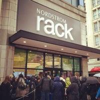 Photo Taken At Nordstrom Rack Downtown Seattle By Keegan L On 3 15