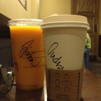 Photo taken at Starbucks by Ondřej D. on 8/28/2012