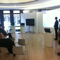 Photo taken at Fiducia & GAD Innovationsforum by Frank K. on 3/29/2012
