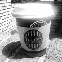 Photo taken at Tully's Coffee by Max B. on 8/13/2012