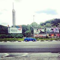 Photo taken at Discovery Theatre @ Spore Discovery Centre by Nway Nway H. on 8/3/2012