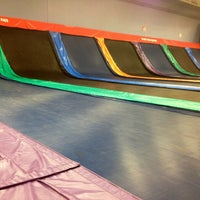 Photo taken at Jump Street by Mallory W. on 8/20/2012