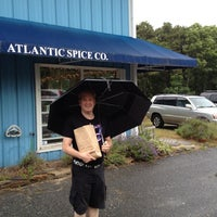 Photo taken at Atlantic Spice Co by Justin L. on 6/25/2012