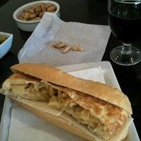 Photo taken at Restaurante Rodrigo by Miguel M. on 8/30/2012