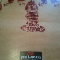 Photo taken at Red Lobster by Franziska R. on 7/9/2012