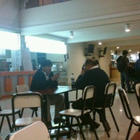 Photo taken at Cafetería (UCSM) by Daniel Eduardo P. on 8/29/2012