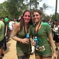 Photo taken at Warrior Dash East Texas by Alyssa H. on 3/21/2012