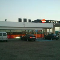 Photo taken at Repsol by Javier R. on 8/22/2012