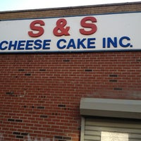 Photo taken at S & S Cheesecake by Walter White on 2/28/2012