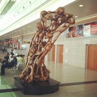 Photo taken at Maputo International Airport (MPM) by Elismar V. on 3/4/2012