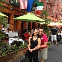 Photo taken at Il Cortile by Ricardo W. on 7/29/2012
