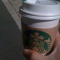 Photo taken at Starbucks by Ryuzy on 3/13/2012