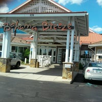 Photo taken at Bahama Breeze by Stacee M. on 8/5/2012