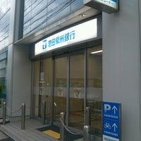 Photo taken at 池田泉州銀行 豊中支店 by Hirotake M. on 6/25/2012