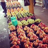 Photo taken at Dallas Farmers Market by Elysa E. on 5/5/2012