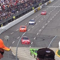Photo taken at Martinsville Speedway by Shelly S. on 4/2/2012