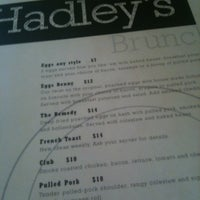 Photo taken at Hadley's by Jenny Y. on 8/25/2012