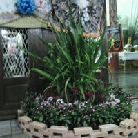 Photo taken at วัดบางแม่หม้าย จ.สุพรรณบุรี by Chaninart K. on 5/19/2012