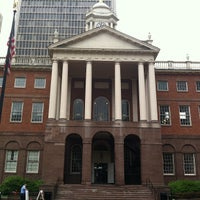 Photo taken at Connecticut's Old State House by fufu l. on 7/31/2012