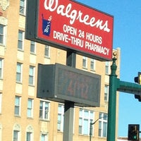 Photo taken at Walgreens by Johnny G on 3/24/2012