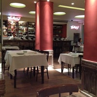 Photo taken at Martinez Restaurante by Murilo L. on 8/22/2012