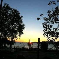 Photo taken at Boathouse Restaurant by Erik B. on 8/25/2012