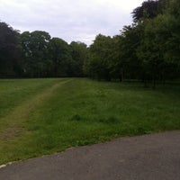 Photo taken at Saughton Park and Gardens by Boyana A. on 6/20/2012