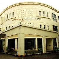 Photo taken at Fakultas Ekonomi dan Bisnis by Ari T. on 3/29/2012