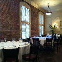 Photo taken at Restaurant August by Warren V. on 8/18/2012