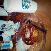 Photo taken at Starbucks by Riri♔ on 3/16/2012