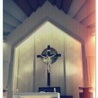 Photo taken at Gereja Katolik Santo Yakobus by ivan p. on 3/4/2012