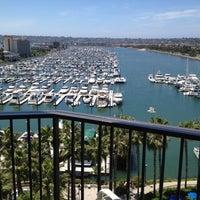 Photo taken at Sheraton San Diego Hotel & Marina by BigSquid on 5/5/2012