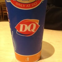 Photo taken at Dairy Queen by John S. on 4/18/2012