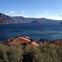 Photo taken at Hotel Ristorante Miranda by Roberto P. on 4/21/2012