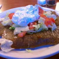 Photo taken at Gyros in the Loop by Dave O. on 3/23/2012