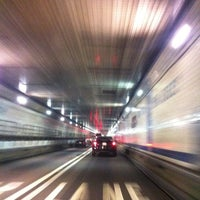 Photo taken at Lincoln Tunnel by Bob F. on 7/15/2012