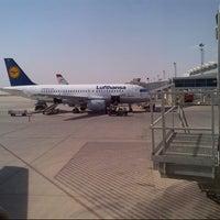 7/15/2012 tarihinde Kamal N.ziyaretçi tarafından Erbil Uluslararası Havalimanı (EBL)'de çekilen fotoğraf