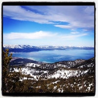 Photo taken at Heavenly Mountain Resort by Sam O. on 3/10/2012
