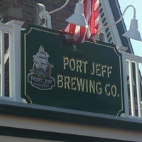 Photo taken at Port Jeff Brewing Company by Long-Island E. on 8/6/2012