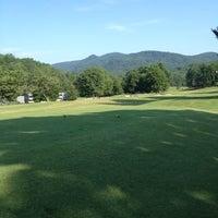 Photo taken at Black Mountain Golf Course by benjamin i. on 6/22/2012