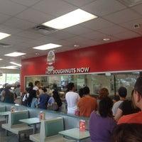 Photo taken at Krispy Kreme Doughnuts by Jason B. on 7/13/2012