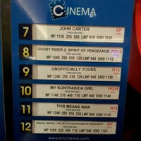 Photo taken at SM Cinema Megamall by Maria R. on 3/20/2012