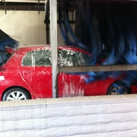 Photo taken at Classic Car Wash by Heather W. on 2/24/2012