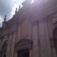 Photo taken at Chiesa di San Francesco by Gabriele C. on 6/11/2012