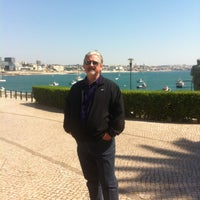 Photo taken at Clube Naval Cascais by Rogério S. on 3/28/2012