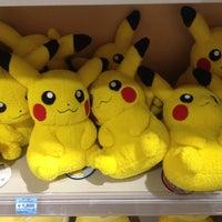 Photo taken at Pokémon Center TOKYO by Rumi on 7/19/2012