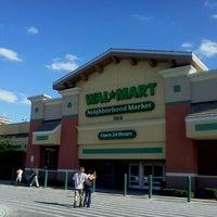Photo taken at Walmart Neighborhood Market by Topher A. on 4/8/2012