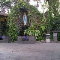 Photo taken at Gereja Santo Stefanus by Michael P. on 8/24/2012