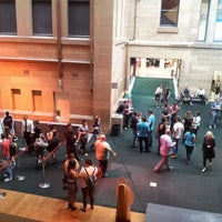 Photo taken at Australian Museum by Steve on 2/7/2012